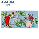 \★サマーセール★/Arabia アラビア ムーミンデコツリー フィリフヨンカ 89×189mm / Moomin Deco Tree Fillyjonk 壁掛...