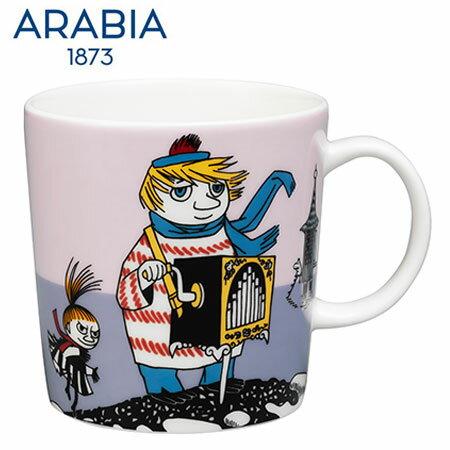 【新春セール】ARABIA アラビア ムーミンマグカップ トゥーティッキー 300ml / Too-ticky Moomin Collection ムーミンコレクション 北欧 食器