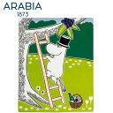 \★サマーセール★/Arabia アラビア ムーミンデコツリー ムーミンパパ 151×189mm / Moomin Deco Tree Moominpappa ...