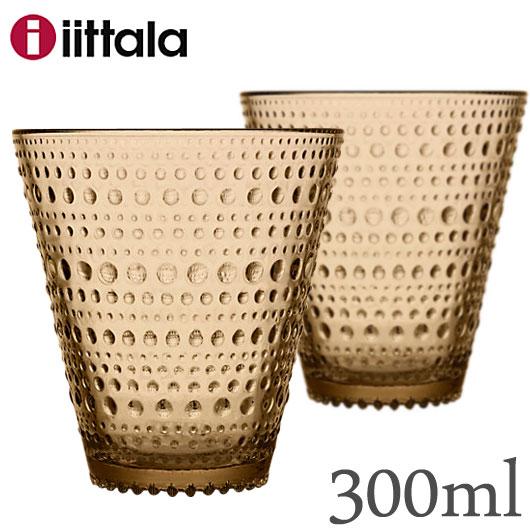 【SALE】Iittala イッタラ Kastehelmi カステヘルミ タンブラー 300ml 【デザート 2個セット】 / ガラス グラス コップ 北欧 食器 desert ギフト 贈り物 結婚祝い 御祝い ギフト