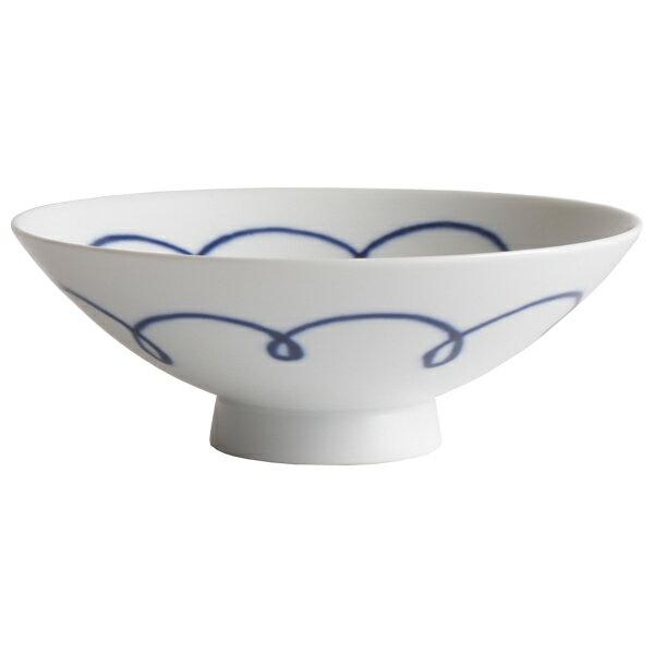 白山陶器 平茶わん ST-10 / 平茶碗 お茶碗 ご飯茶碗 波佐見焼
