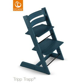 トリップ トラップ / ミッドナイトブルー(Tripp Trapp・Stokke / ストッケ) 【送料無料】【smtb-F】 【ポイント5倍】