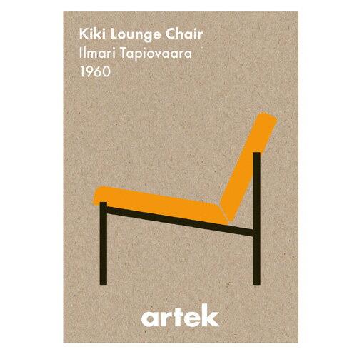 アイコン ポスター kiki (Artek / アルテック)