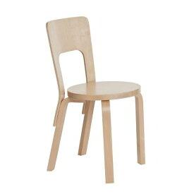 イス チェア66 / バーチ (artek アルテック / Carry Away) 椅子 丸いす 木製 丸型 北欧 丸椅子 腰掛け ウッドスツール おしゃれ シンプル 軽い 軽量 丈夫 耐久性 リビング ダイニング リビング インテリア 家具 【送料無料】