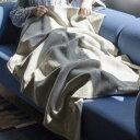 シェニールコットンブランケット ハーフ 90×140cm / choucho (KLIPPAN / クリッパン) 【送料無料】【smtb-F】 【ポ…