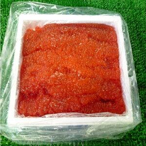 ◆訳あり◆醤油漬けすじこ(紅子)1kg【05P03Dec16】