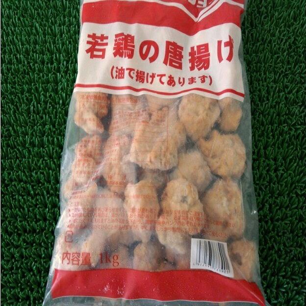 ◆若鶏の唐揚げ◆約35〜40個入業務用(1kg)【05P03Dec16】