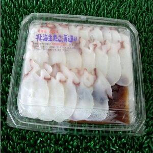 ◆バラ売り◆北海道厚岸産お刺身たこスライス(60g×1パック)【05P03Dec16】