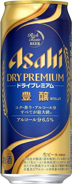 アサヒ ドライプレミアム〈豊醸〉500mlx6本