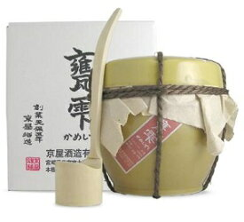 甕雫 芋焼酎 20゜ 1800ml
