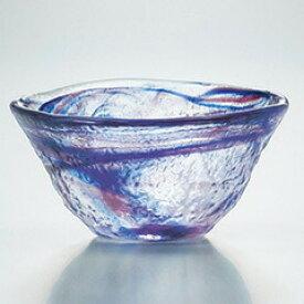 東洋佐々木 和がらす ぐい呑み(青) 42091