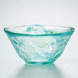 東洋佐々木 和がらす ぐい呑み(緑) 42093