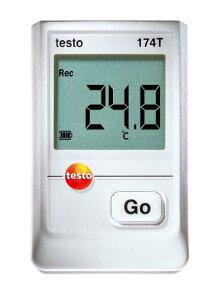 EBM テストー  防水ミニ温度計データロガーセット testo 174T