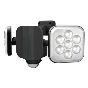 フリーアーム式LEDセンサーライト8W×2灯 AC2016 仙台銘板