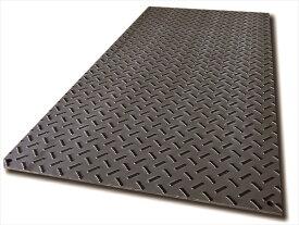 【10枚セット】樹脂製敷板 スーパージュライト36 910mm×1,820mm 3×6判サイズ プラスチック敷板 樹脂製敷板 ジュライト ダイコク板 プラシキ 仙台銘板