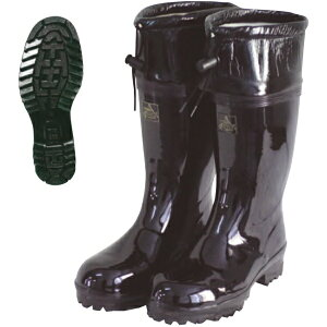 KS防雪安全半長T 弘進ゴム 安全長靴 メンズ セーフティブーツKS防雪安全半長