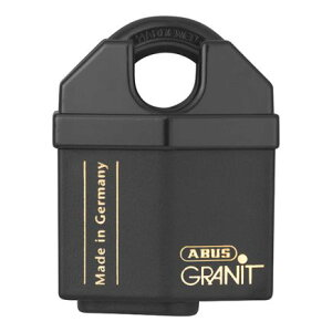 ABUS南京錠 グラニット37RK/60プラスシリンダー(キー2本付) 仙台銘板