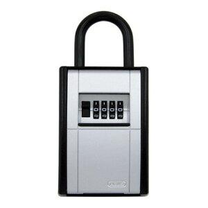 ABUSキーBOX 南京錠型AB-KG-B4桁可変式 仙台銘板