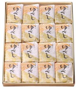 九重本舗玉澤 くるみゆべし16個入箱詰