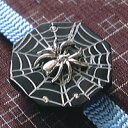 蜘蛛の帯留(商品番号 WA-156)