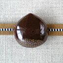 栗の帯留(商品番号 WA-192)