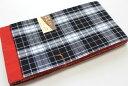 古渡り木綿半幅帯-No.002(小袋帯/唐桟/両面帯/綿素材/日本製品)