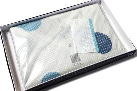 かさねぼしグレーNo.301/刺子風呂敷100センチ・風呂敷・むす美・三巾 綿100%刺し子部分ポリ100%(サイズ100cm)暖簾(のれん)やエコバック包み、テーブルクロスなど。贈答用にも◎日本製品
