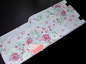 花づくし/変わり織り浴衣-No.003(変わり織り/綿100%/国産東洋紡生地使用)