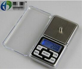 精密 秤 デジタル ポケットスケール 0.01g 〜100g/0.1g 〜500g バックライト 軽量 コンパクト