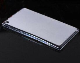 docomo dtab Compact d-01J Huawei MediaPad M3 8.4 ケース カバー TPUケース シリコン ソフトケース タブレット