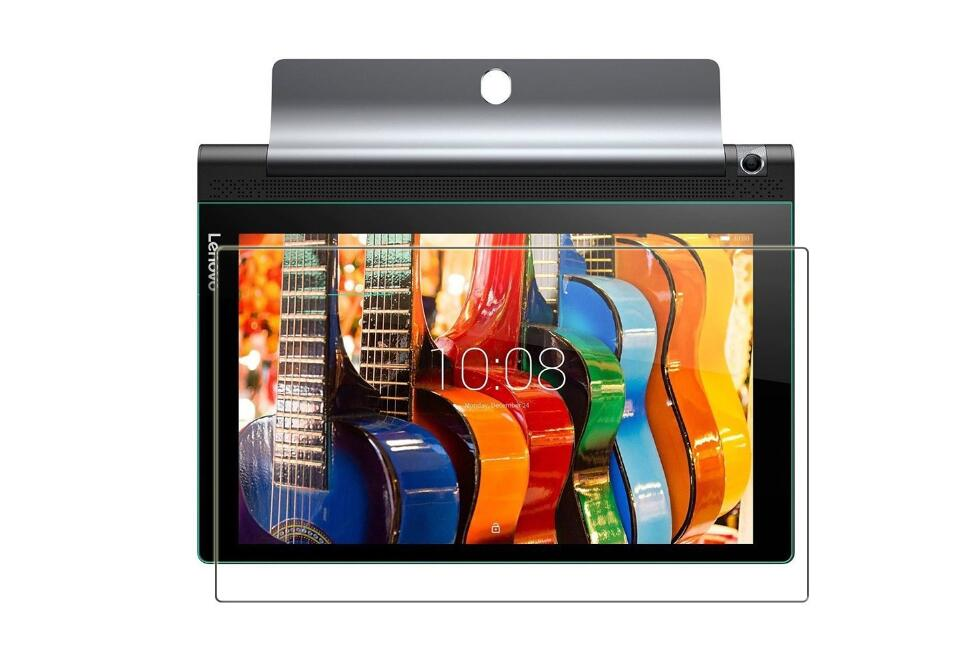 Lenovo YOGA Tab3 Plus 10.1 ガラスフィルム フィルム 液晶保護フィルム 、強化ガラス 保護シート タブレット