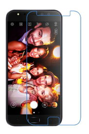 ASUS ZenFone 4 Selfie Pro ZD552KL フィルム 保護フィルム クリア シートfilm 液晶 光沢タイプ pet
