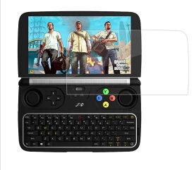 gpd win2 GPD XD plus 携帯型ゲーム機 用 フィルム 液晶保護フィルム シート カバー 光沢 film
