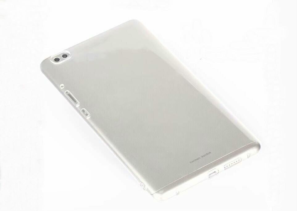 Dtab Compact d-02K ケース d02k カバー TPUケース シリコン ソフトケース タブレット クリア