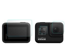 GoPro Hero8 Black ガラスフィルム バンド スマートウォッチ フィルム 液晶保護フィルム SmartWatch 保護シート film