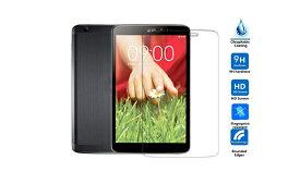 LG G PAD 8.3 LG-V500 ガラスフィルム フィルム 液晶保護フィルム 、強化ガラス 保護シート タブレット