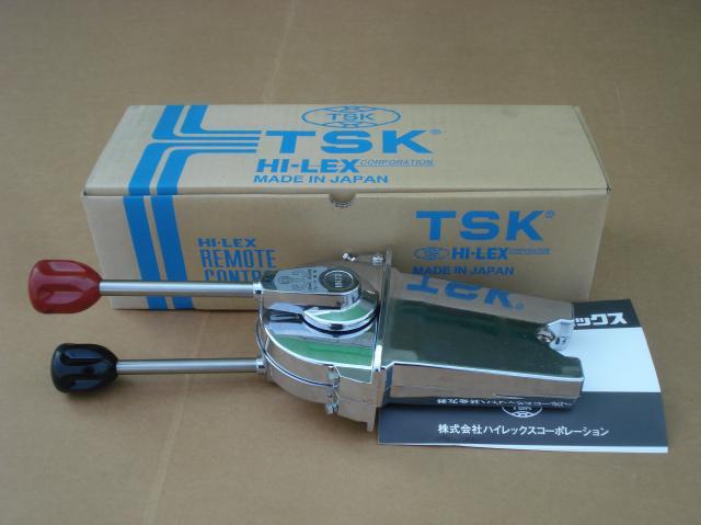 コントロールボックス MVT−543 TSK ミリネジ仕様