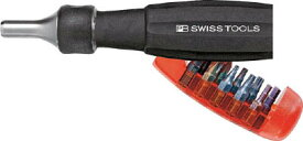 PB SWISSTOOLS 6510R-30SPEZ 差替式ラチェットドライバー「インサイダー3」