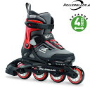 ROLLERBLADE【MAXX/BLACK-BRIGHT RED】