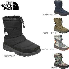 THE NORTH FACE【Nuptse Bootie WP VI Logo/NF51876】
