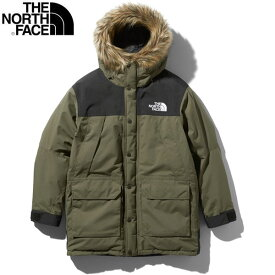 THE NORTH FACE/Mountain Down Coat/ND91935/NT