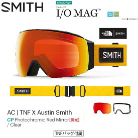 20/21SMITH|I/O MAG|AC | TNF × Austin Smith|CPPRM(調光)/CLEAR