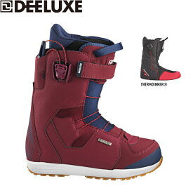 2019/2020 DEELUXE/DEEMON TF/BURGUNDY