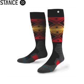 STANCE SOCKS SONORA/BLACKスタンススノーボード用ソックス