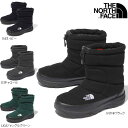 THE NORTH FACE/Nuptse Bootie Wool V/NF51978
