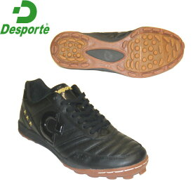 【Desporte】カンピーナス JTF5/DS-1440KS/BLK×BLK デスポルチ別注カラー芝用フットサルシューズ