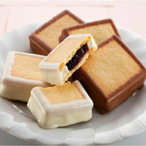 ハスカップジュエリーMIX 6個入 もりもと 北海道 お菓子 スイーツ 人気 ミックスジャム バタークリーム チョコレート クッキー