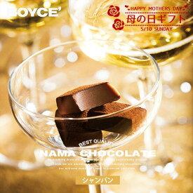 母の日 生チョコレート シャンパン ロイズ 送料無料 北海道 人気 定番 お菓子 スイーツ 生チョコ 生クリーム 洋酒 / チョコレート クリスマス ホワイトデー 送料込