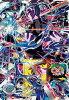 スーパードラゴンボールヒーローズユニバースミッション1弾SEC(シークレットアルティメットレア)フューUM1-SEC3【中古】