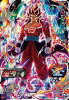 スーパードラゴンボールヒーローズビッグバンミッション5弾SEC(シークレットアルティメットレア)ベジット:ゼノBM5-SEC【中古】